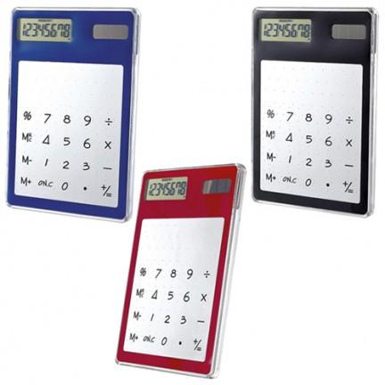 Invisible calculator