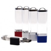 memoria-usb-luxury-transparente-8-gb